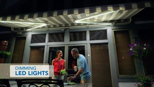Sunsetter Dimming Led Awning Lights 187 Welcome To Costco