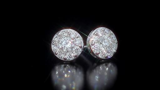 Diamond Earrings Cer Costco