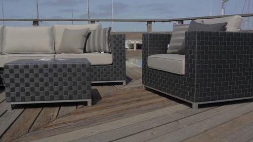Soho 6 Piece Deep Seating Set By Sirio 187 Patio Lawn