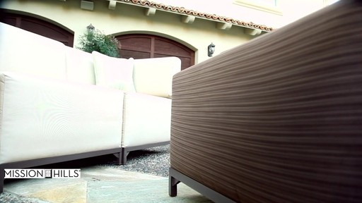 Malibu 6-piece Modular Deep Seating Sectional - image 6 from the video | 512 x 288 · 33 kB · jpeg