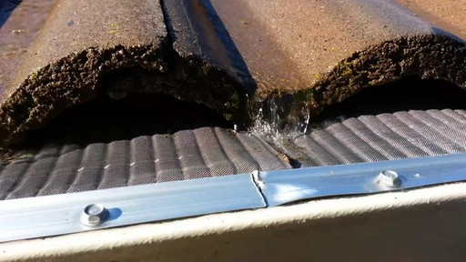 Easyon Gutter Guard Performance Video 187 Welcome To