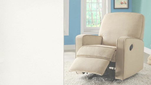 Dawson Swivel Glider Recliner - image 1 from the video