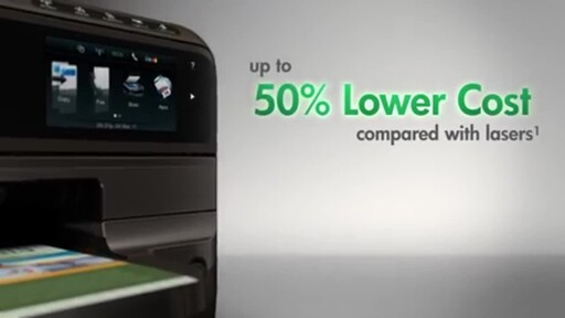 HP OfficeJet Pro 8600 - image 3 from the video