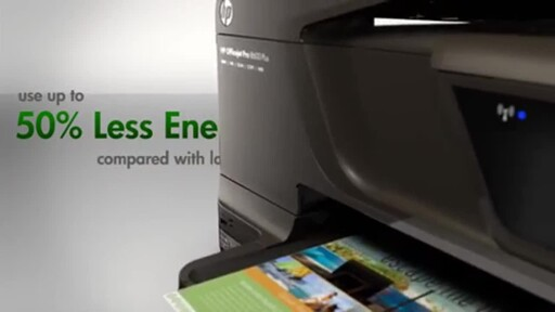 HP OfficeJet Pro 8600 - image 4 from the video