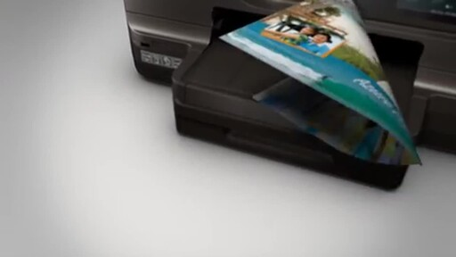 HP OfficeJet Pro 8600 - image 5 from the video