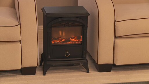 Vernon Electric Fireplace - image 10 from the video