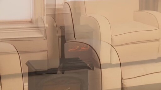 Vernon Electric Fireplace - image 2 from the video