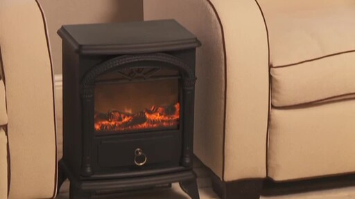 Vernon Electric Fireplace - image 3 from the video