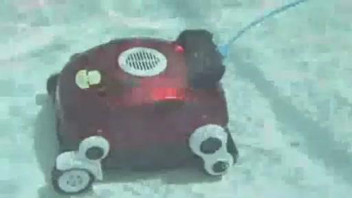 kleen machine robotic pool cleaner