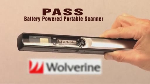 Wolverine PASS Handheld Scanner - image 3 from the video