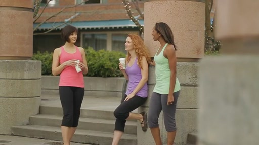 Kirkland Signature Yoga Top and Pant - image 2 from the video