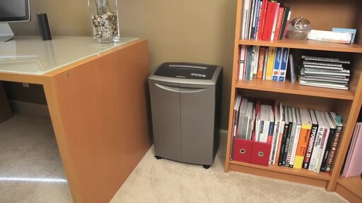 GoECOlife 12-Sheet Cross-cut Commercial Shredder - image 1 from the video