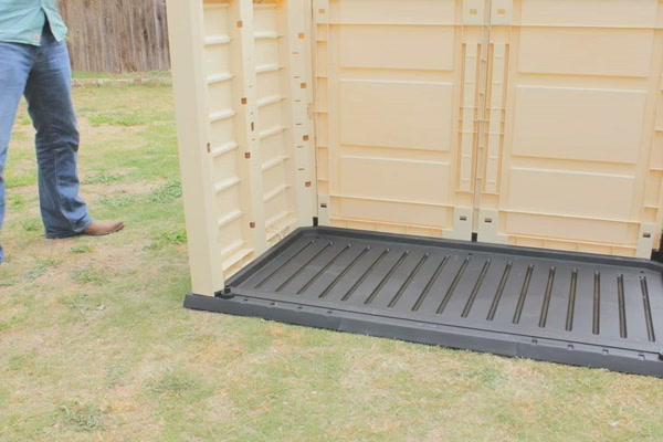 Garden Storage Shed » STC » Video Gallery