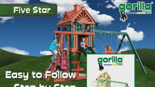 The Five Star Playset By Gorilla Playsets - image 10 from the video