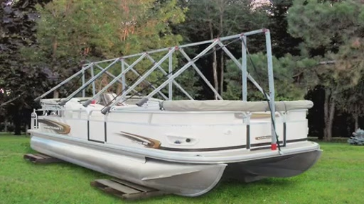 Costco Boat Shelter : Navigloo plus all inclusive boat shelter system marine
