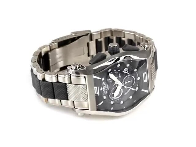 Invicta 'Reserve Tonneau' Men's Watch - image 1 from the video