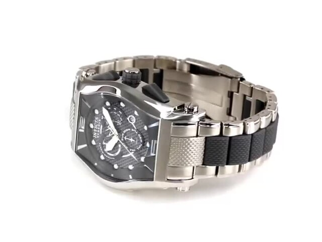 Invicta 'Reserve Tonneau' Men's Watch - image 10 from the video