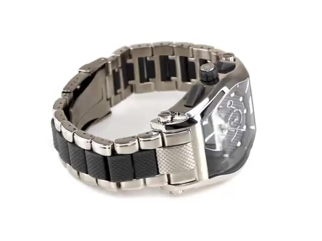 Invicta 'Reserve Tonneau' Men's Watch - image 2 from the video