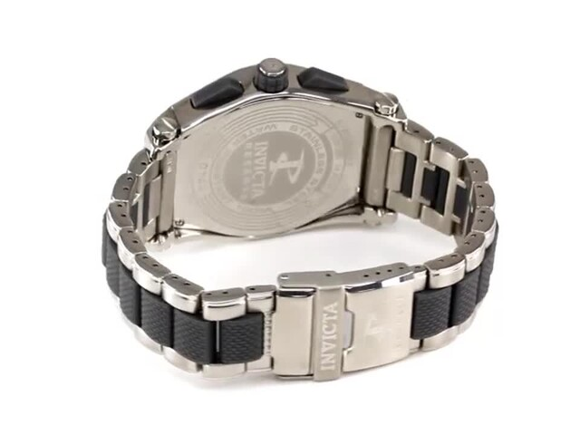 Invicta 'Reserve Tonneau' Men's Watch - image 6 from the video