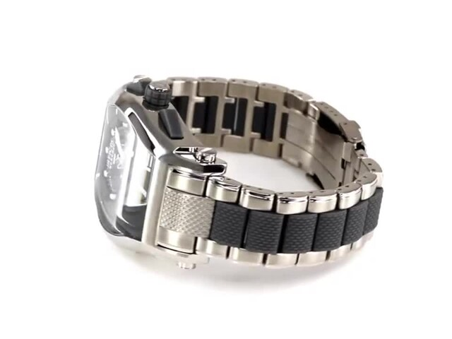 Invicta 'Reserve Tonneau' Men's Watch - image 9 from the video