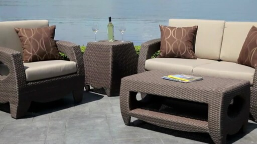 Moderno 6 Pc Deep Seating Collection 187 Ace Evert 187 Welcome