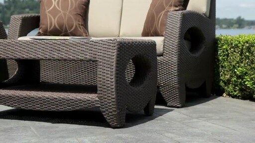 Moderno 6 Pc Deep Seating Collection 187 Ace Evert