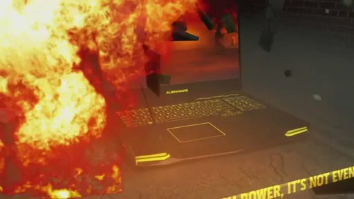 Alienware M17X 3D Laptop - image 4 from the video