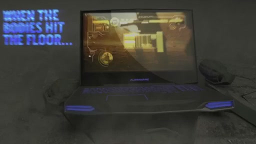 Alienware M17X 3D Laptop - image 5 from the video