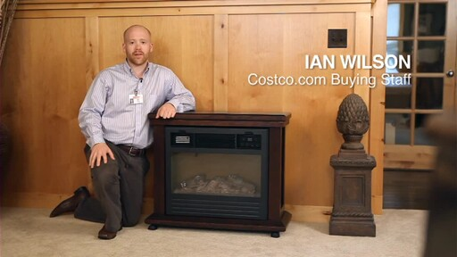 Dynamic Infrared Portable Heater - image 1 from the video