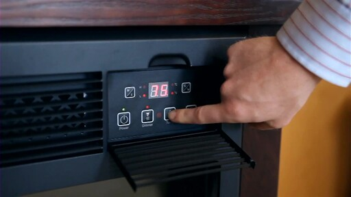 Dynamic Infrared Portable Heater - image 5 from the video