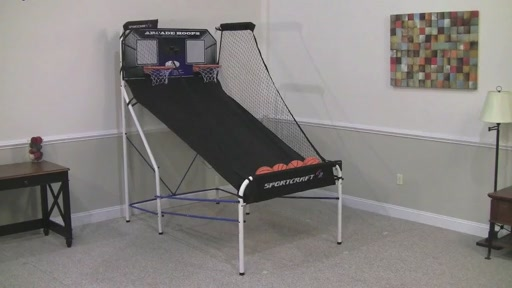 Sportcraft Basketball Arcade Hoops - image 10 from the video