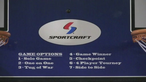 Sportcraft Basketball Arcade Hoops - image 3 from the video