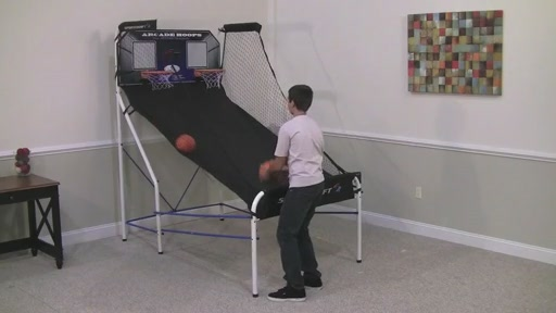 Sportcraft Basketball Arcade Hoops - image 4 from the video