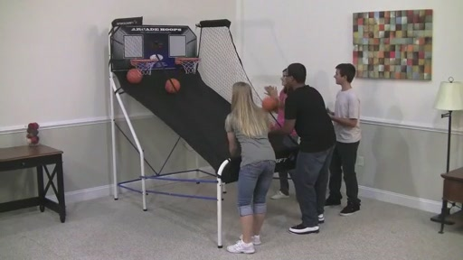 Sportcraft Basketball Arcade Hoops - image 5 from the video