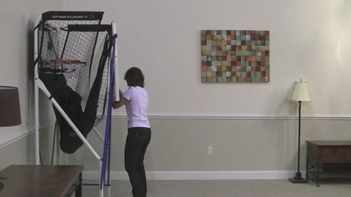 Sportcraft Basketball Arcade Hoops - image 8 from the video