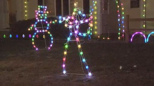 GE Color Effects 50 LED Light String Set Santa Best Craft - Outdoor Welcome to Costco Wholesale