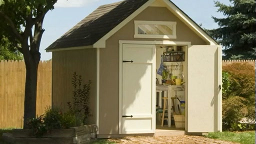 Everton 8'x12' Wood Shed Video - image 3 from the video