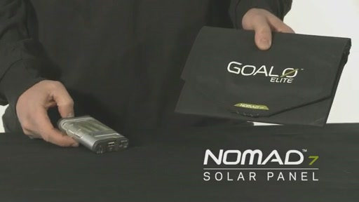 GOAL ZERO® Portable Solar Power Essentials Kit - image 1 from the video
