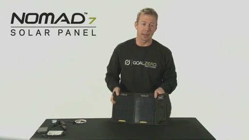 GOAL ZERO® Portable Solar Power Essentials Kit - image 10 from the video