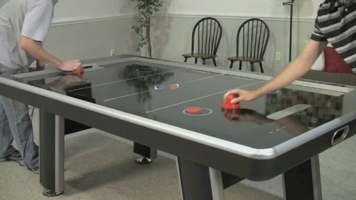 Lovely Sportcraft X3 Shadow Turbo® Air Hockey Table   Image 2 From The Video