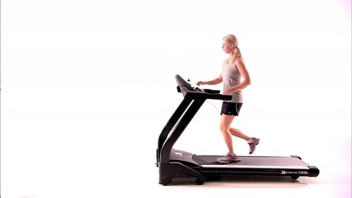 XTERRA® TR6.55 Treadmill - image 10 from the video