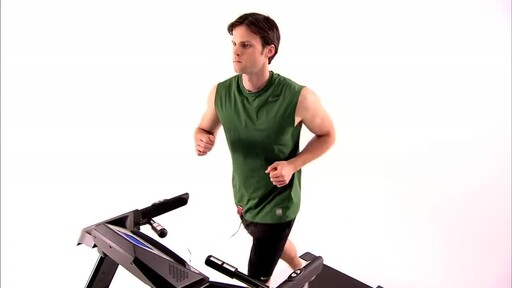 XTERRA® TR6.55 Treadmill - image 5 from the video