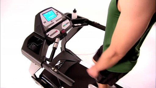 XTERRA® TR6.55 Treadmill - image 6 from the video