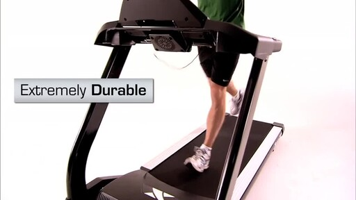 XTERRA® TR6.55 Treadmill - image 8 from the video