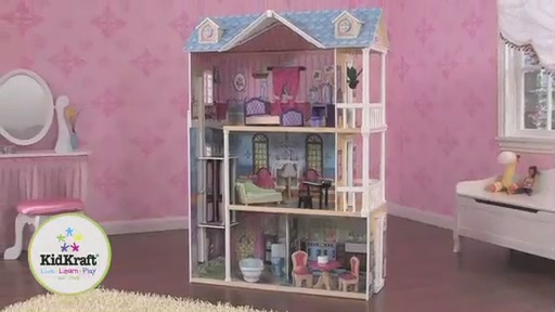 KidKraft My Dreamy Dollhouse - image 10 from the video