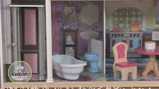 KidKraft My Dreamy Dollhouse - image 3 from the video