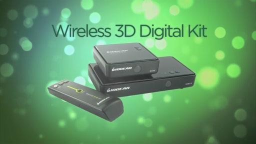 iogear wireless 3d hd kit manual