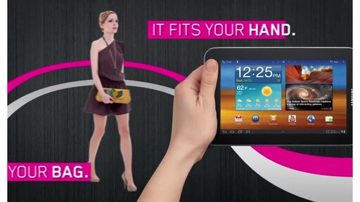 Samsung Galaxy Tab 7.0 Plus - image 1 from the video