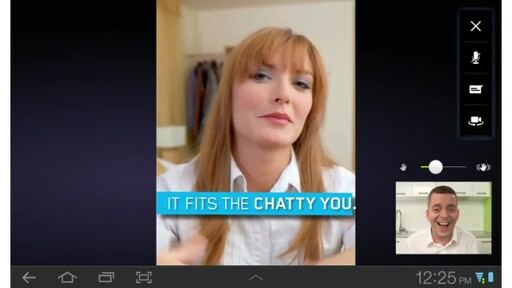 Samsung Galaxy Tab 7.0 Plus - image 9 from the video