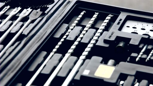 909® Tools 300-Piece Ultimate Super Drill Bit Set - image 5 from the video